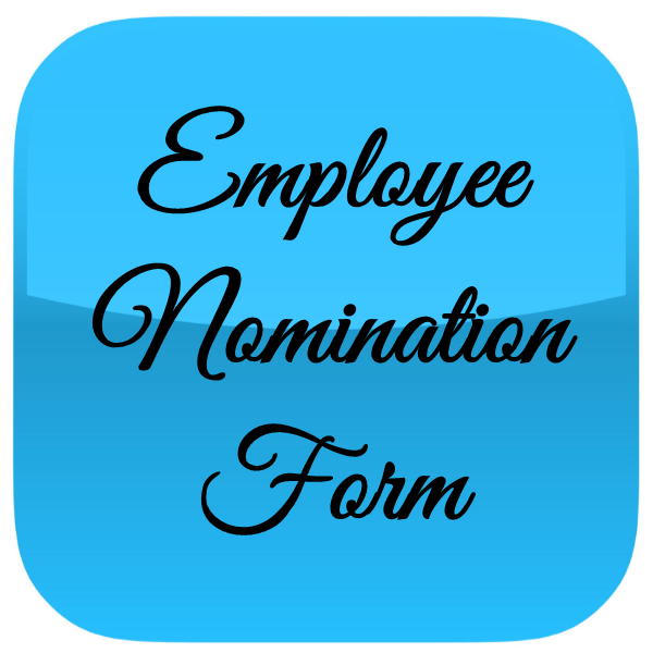 employee nominate icon